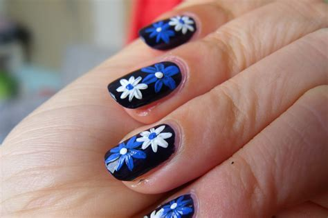 flower nail designs easy nail designs ideas 2015 inspiring nail