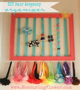 diy baby hair bows diy hair accessory organizer for baby and