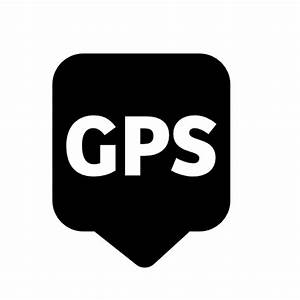 Collection of gps icons free download