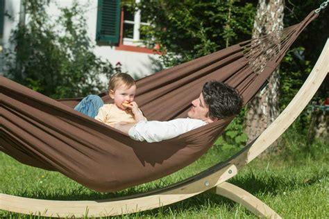 amaca con supporto amaca modesta singola con supporto canoa la siesta