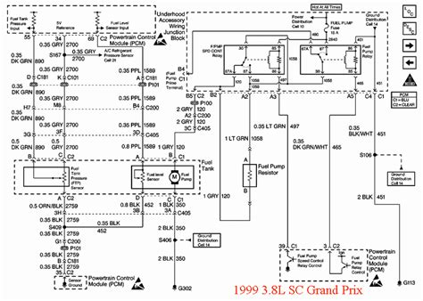 98 Grand Prix Gt Fuse Diagram by I Swapped Motors In My 1997 Chevy Originally Equipped