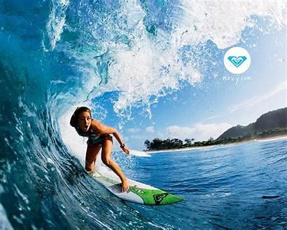 Roxy Surfing Desktop Wallpapers Surf Surfer Bali