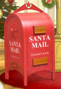 mountain green ward self reliance forum santa letters With mailbox for letters to santa