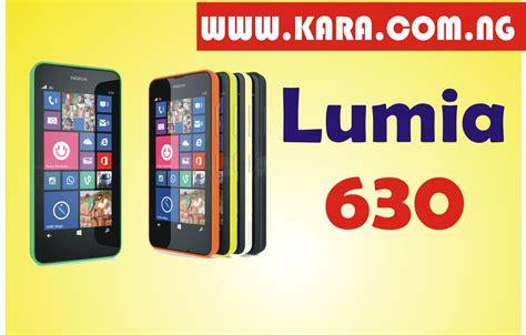 nokia lumia 630 price specification and features kara
