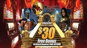 Mandarin Palace Casino No Deposit Bonus Codes 2020 #1