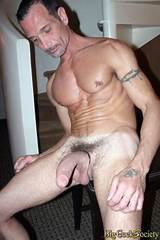 Aged big dick man middle