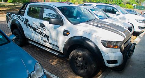 The Ford Ranger Raptor Already Exists In South Africa