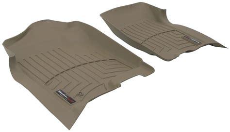 3d Maxpider Floor Mats Vs Weathertech by Compare 3d Classic Custom Vs Weathertech Front Etrailer