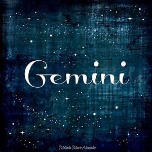 Character Development: Zodiac Traits – Gemini | Melinda ...  Gemini