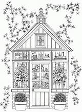 Coloring Pages Adults Fancy Dover sketch template