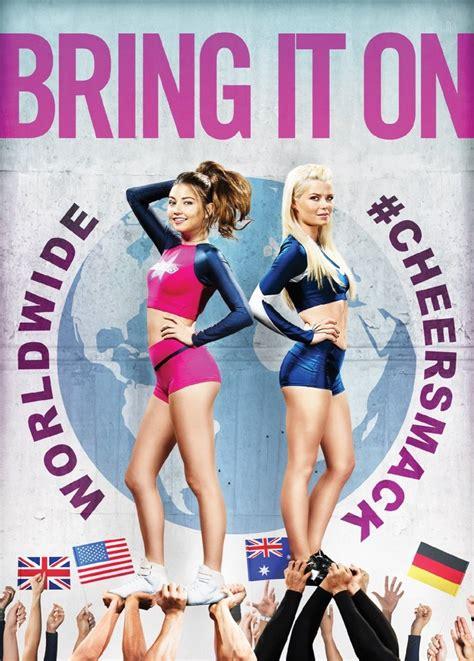Bring It On Worldwide #cheersmack Dvd Release Date August