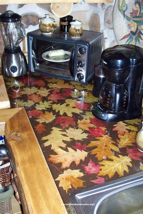 Epoxy Resin Wood Countertops