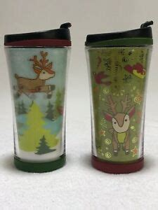 Making coffee for guests is always a great idea, whatever the occasion. 2 Starbucks Coffee Kids Christmas Reindeer 8oz Tumbler Cup 3D Winter 2007 | eBay