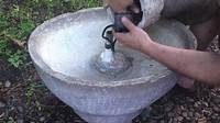 how to build a water feature How To Build Backyard Water Fountains | Backyard Design Ideas