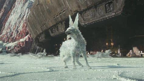 Star Wars 8 : on en sait plus sur le vulptex, le renard ...