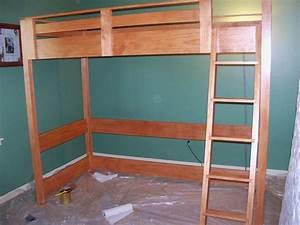 Woodwork, Loft, Bed, Plans, Do, It, Yourself, Pdf, Plans