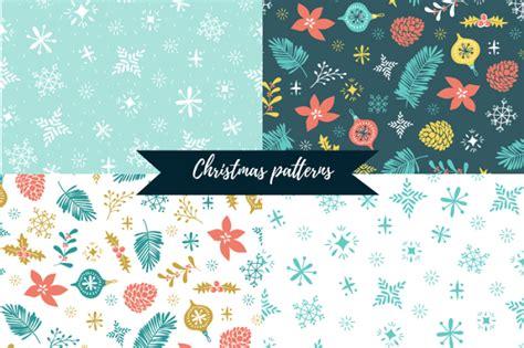 Cute Christmas set By Utro na more TheHungryJPEG com