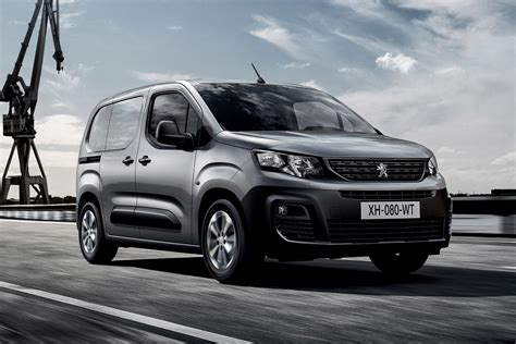 Peugeot News by New Peugeot Partner Uk Prices And Specifications Revealed