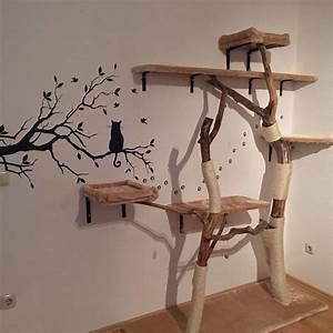 Selber Bauen Ideen : die besten 17 ideen zu kratzbaum selber bauen auf pinterest selber bauen kratzbaum kratzbaum ~ Markanthonyermac.com Haus und Dekorationen