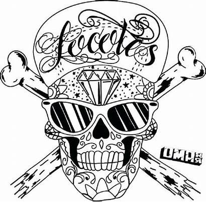 Cool Skull Coloring Graffiti Zum Ausdrucken