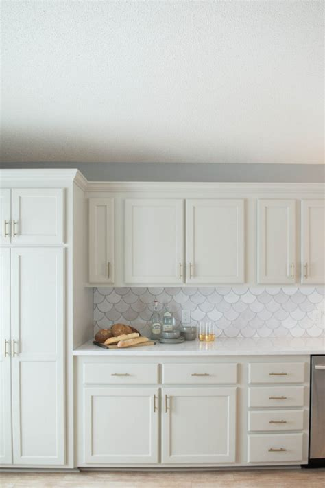 fish tiles kitchen how to tile a moroccan fish scale backsplash 3752