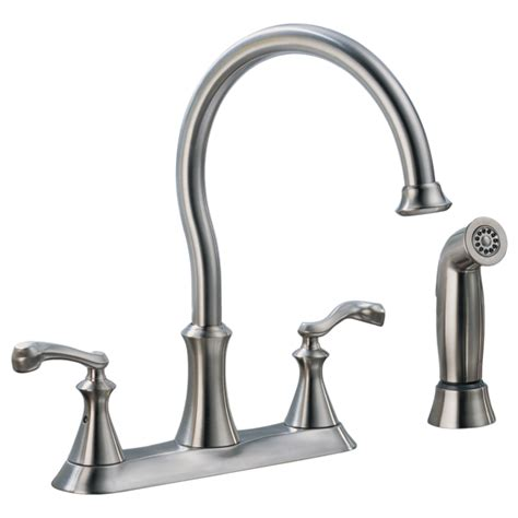 Delta Faucet by Kitchen Faucets Fixtures And Kitchen Accessories Delta