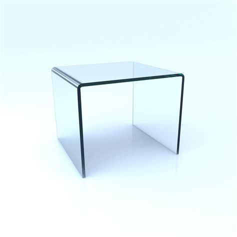 designer beistelltisch glas designer lounge glastisch couchtisch glas tisch beistelltisch quadratisch 50cm ebay
