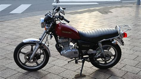 Suzuki Gn 125 For Sale by Suzuki Gn 125 For Sale At Apexmoto Inc