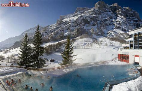 Bagni Termali Svizzera Leukerbad Vacanza Tra Terme E Neve In Svizzera Cosa Vedere