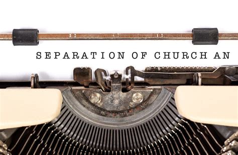 separation  church  state   united states