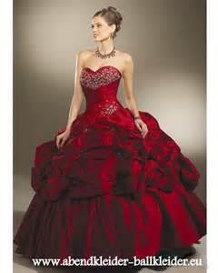 brautkleid rot weinrotes abendkleid ballkleid 2014 bestellen modewelten die besten mode shops