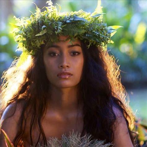 polynesian beauty gianna huukena marquesas islands