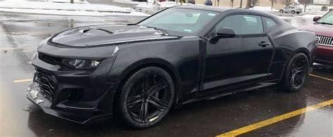 Is This The 2019 Chevrolet Camaro Z28? Autoevolution