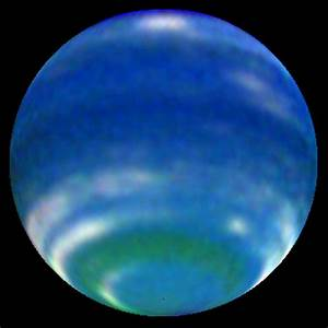 Springtime on Neptune - 2002 Image of Neptune | ESA/Hubble