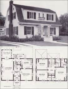 colonial revival house plans 1920s vintage home plans colonial revival the washington standard homes company
