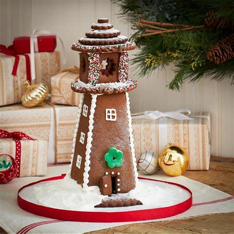 gingerbread lighthouse kit stonewall kitchen