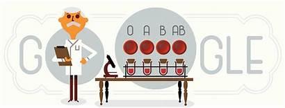 Karl Landsteiner Google Doodle Putzlowitscher Birthday
