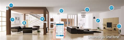 Smart Home by Smart Home Automation Merlin Digital