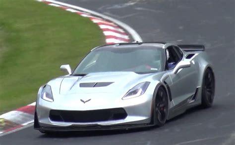 Corvette Z06 Nurburgring Time by 2015 Chevrolet Corvette Z06 Sets 7 06 Nurburgring