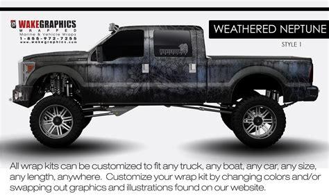 Truck Wraps Kits