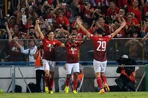 Football | Guangzhou Evergrande beat Hangzhou 4-0 in the ...