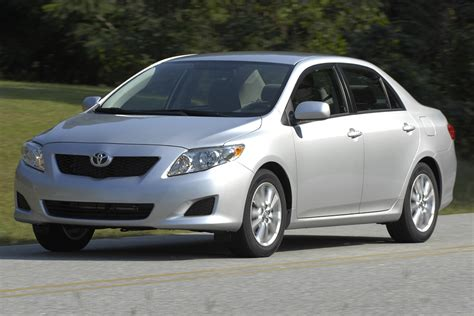 We did not find results for: 2009 Toyota Corolla: Used Car Review - Autotrader