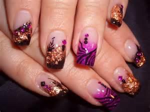 Trendy fashion dapper nail art designs