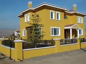 Mobili e arredamento colori per pareti esterne casa