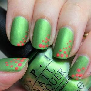 OPI My Gecko Does Tricks Swatches and Nail Art Nailpolis