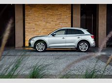 First Drive 2018 Audi Q5 Is Sharper, Unflinching In Its