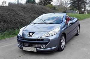 Peugeot 207 Cc Occasion : achat peugeot 207 cc 207 pack sport d 39 occasion pas cher 8 500 ~ Gottalentnigeria.com Avis de Voitures