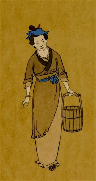 Yang Hua Chun Drawn Hand Traditional Animation