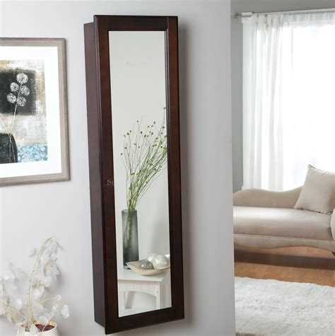 length mirror jewelry armoire length mirror jewelry armoire wall mount home