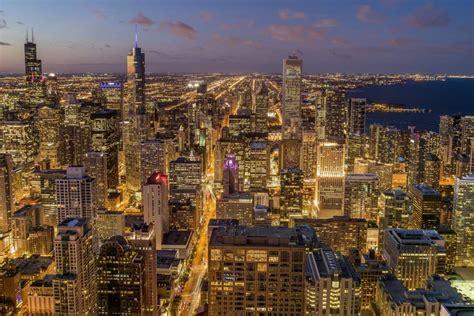 foto gratis edificio crepuscolo metropoli citta